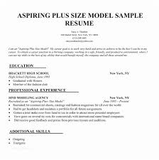Modeling Resume Template Custom Modeling Resume Template 28 Awesome Model Resume Template Resume