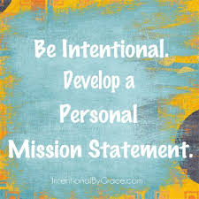 Personal mission statement examples   habits Pinterest