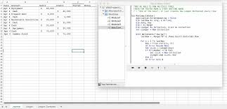 Excel Vba On Error Resume Next Evaluate And Store Complex Expression