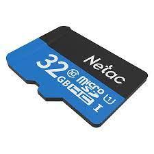 Thẻ Nhớ Netac U1 32GB - Hàng Nhập Khẩu - Thẻ nhớ điện thoại