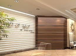 office hallway. Eminent Office Hallway 3D Model