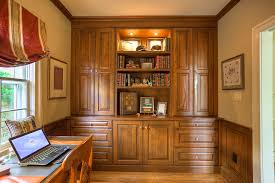 custom home office cabinets. Custom Home Office Cabinets, Cabinets For The Home, Potomac, MD. A