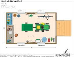 shed floor plans. Garden Shed Floor Plans D