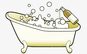 bathtub bathtub clipart bubble shower gel png transpa image and clipart for free
