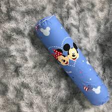 Gối Ôm Người Lớn Họa Tiết Chuột Mickey - Gối ôm Thương hiệu nhaxiko