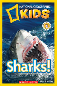 book sharks by anne schreiber expand details national geographic readers