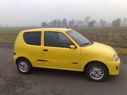 Fiat seicento sporting pictures. Photo 7.