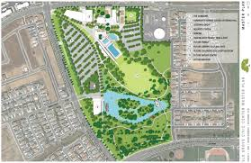 civic center site plan