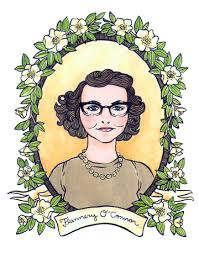 flannery o connor the christian novelist part emeth society i ll