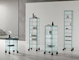 Glass Bookshelf Glass Bookcase Home Design Ideas