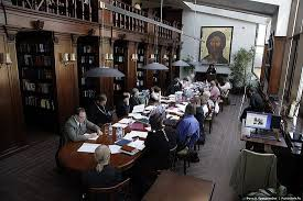 В Сретенской духовной семинарии прошла защита магистерских  В Сретенской духовной семинарии прошла защита магистерских диссертаций