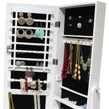Mirrored Cabinets Bedroom Large Floor Standing Bedroom Mirror Jewellery Box Cabinet