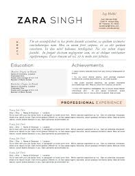 Resume Highlights Magnificent Highlights On Resume Kenicandlecomfortzone