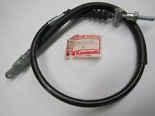 motorcycle parts for 1978 kawasaki kd125 kawasaki nos new 54022 024 rear brake cable kd ke ks kd125 ke125 ks125 1978