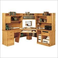 corner furniture piece. Martin Furniture Set II - Waterfall 6 Piece Corner Computer Desk