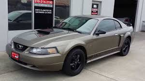 SOLD SOLD 2002 Ford Mustang GT w/45k Miles, Nav + B/T, Back up ...