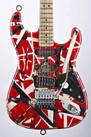 similiar frankenstein guitar keywords evh eddie van halen frankenstein replica guitar new body straight