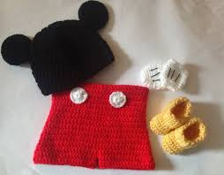 Mickey Mouse Crochet Pattern Free Magnificent Inspiration Ideas