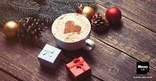 Resultado de imagen de cafe navideño