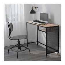Ikea office desks Malm new FjÄllbo Laptop Table Black 100 36 Cm brand Ikea Ebay Ikea Birch Desk Home Office Furniture Ebay