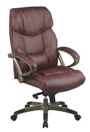 captivating maroon office chair with maroon office chair office style maroon leather office chairs