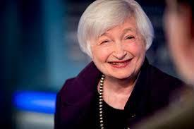 Inflation: Janet Yellen stärkt Inflationsangst - und rudert zurück -  manager magazin