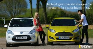 technologies to get the est car insurance for young drivers in uk