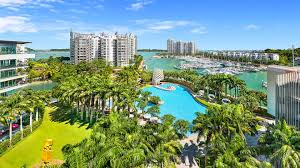 Luxury Hotel Resort Overview W Singapore Sentosa Cove