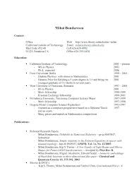 Ideas Of Basic Resume Template For High School Graduate Sample High