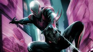 Miguel OHara, Spider Man 2099, Marvel Comics, Spider Man ...