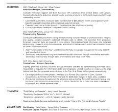 Resume Highlights Examples Sales Resume Example Store Salesman Examples Template Sample Doc 90