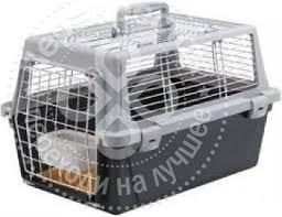 Купить <b>Переноска для животных Ferplast</b> Atlas Vision 20 58*37 ...