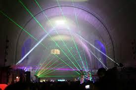 Dumbo Light Festival 2017 New York Festival Of Light Wikipedia