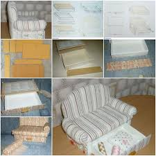 how to make cardboard furniture. how to make cardboard sofa with drawer storage unit step by diy tutorial instructions furniture h