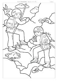 coloring pages of mountains free mountain lion coloring pages misc arts and crafts a free coloring