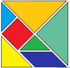Resultado de imagen de figuras tangram