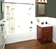 bathtub liners cost s tub shower liner installation cost