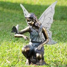 fairy garden statues. Exellent Statues In Fairy Garden Statues