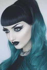 Obsidian Kerttu Obsidian Kerttu Maquillage Gothique
