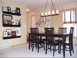 dining room wall decor ideas simple