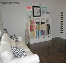 Living Room Craft Home Happy Home Craft Room Tour