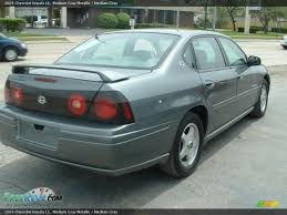 2004 Chevrolet Impala - Information and photos - ZombieDrive