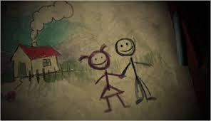 a short love story film english