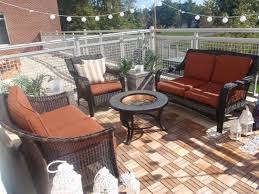 Exellent Apartment Patio Decorating Ideas 25 Best On Pinterest Throughout