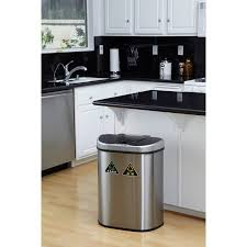Exterior Garbage Cans Set Painting New Design Ideas