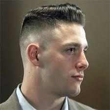 تصفيفة الشعر على الجانبين قصيرة تعريف حلاقة الرجال الكلاسيكية