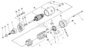 Robin subaru w1 390 parts diagram for electric start small engine cylinder head diagram small engine electrical system diagram