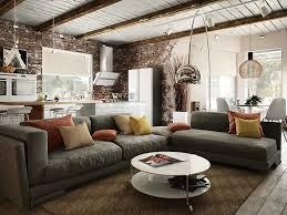 Home Designs: Union Jack Curtains - Loft Interiors
