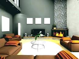 grey walls brown furniture. Grey Walls Brown Couch Gray Furniture  . R