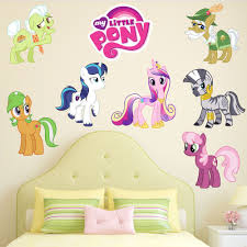 Pony Height Chart Home Furniture Diy My Little Pony Height Chart Wall
